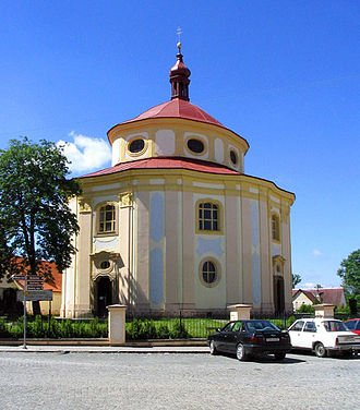 Dobřany (Plzeň-South District) - St. Vítus Church in Dobřany