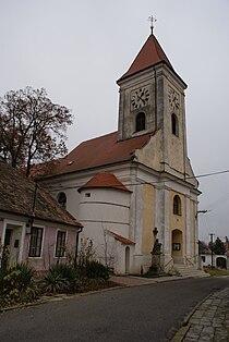 Dolní Dunajovice church 01.JPG