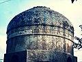 Dome of Tomb of Buddu - Beautiful Mughal Architecture.jpg