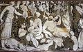 Domenico Beccafumi (disegno), Mosé fa scaturire l'acqua dalla rupe di Horeb, 1524-25, 02.JPG