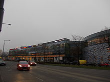 Donau Zentrum Wikipedia