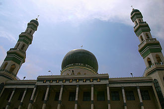 Xining - The Dongguan Mosque.