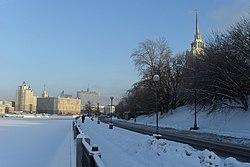 Skyline of Dorogomilovo縣