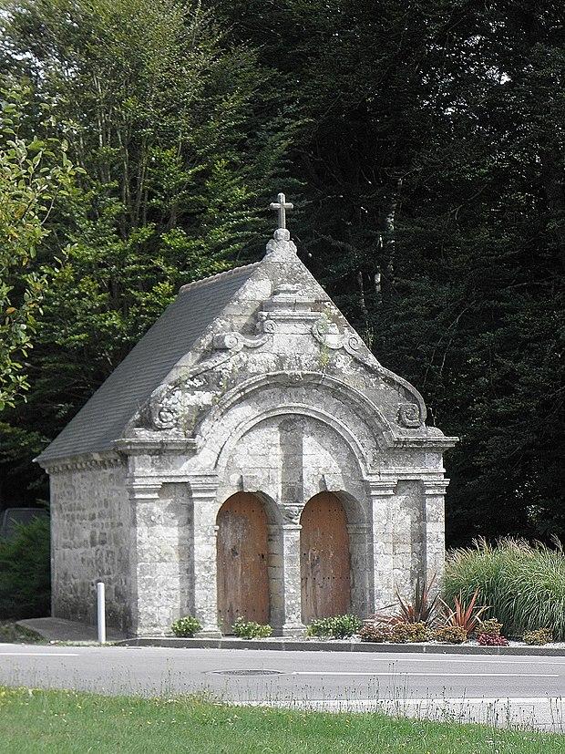 Monument historique à Douarnenez