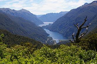 Southland, New Zealand - Doubtful Sound