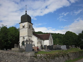 Doucier Commune in Bourgogne-Franche-Comté, France