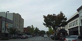 Florence, Alabama - Downtown Florence Historic District