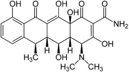 Demeclocycline chemical structure