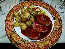 Essen und Trinken in Sachsen – Reiseführer auf Wikivoyage