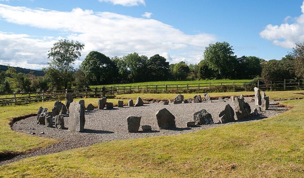 Drumskinney Stone Circle NE 2012 09 21
