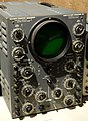 Dual-beam Cathode Ray Oscillograph, DuMont Laboratories, c. 1950s - National Electronics Museum - DSC00101 (cropped).JPG