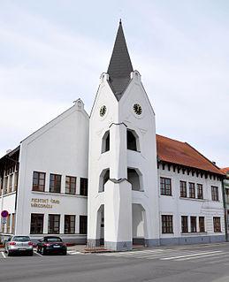 Dunajská Streda Town in Slovakia