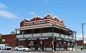 Dunedoo - Dunedoo Hotel