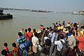 Durga Idol Immersion - Baja Kadamtala Ghat - Kolkata 2012-10-24 1476.JPG