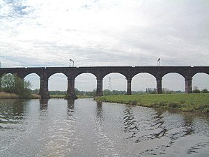 Dutton Viaduct - Dutton Viaduct