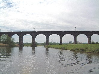 Joseph Locke - Dutton Viaduct