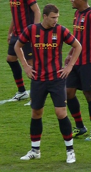 Edin Džeko - Džeko in City colours, 2011