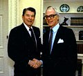 E. Allan Wendt and Ronald Reagan.jpg
