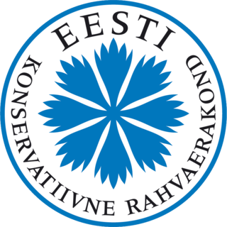Conservative Peoples Party of Estonia political party