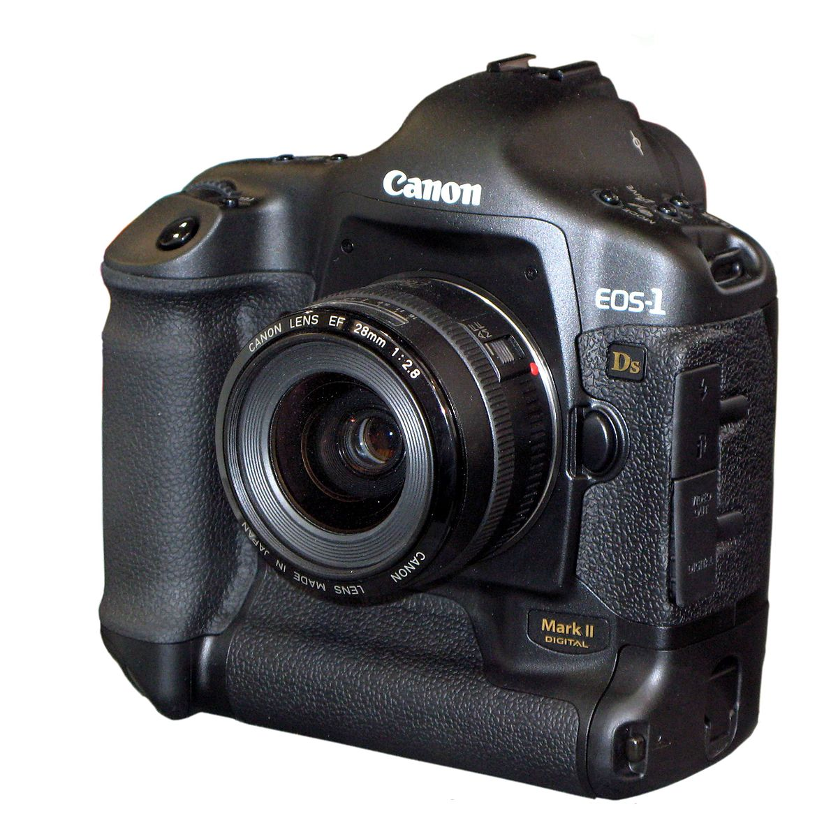 Canon EOS-1Ds Mark II — Википедия