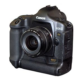 Image illustrative de l'article Canon EOS-1Ds Mark II