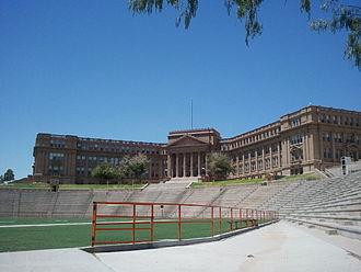 El Paso High School - El Paso High School