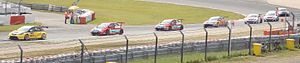 FIA WTCC Race of Germany - Image: ETCC2016field