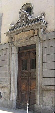 Escuela t cnica superior de arquitectura de madrid - Escuela superior de arquitectura de san sebastian ...