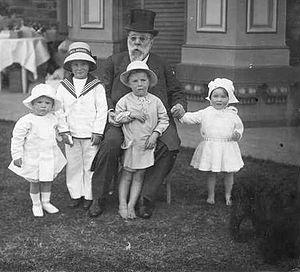Edwin Thomas Smith - 1919 - grandfather