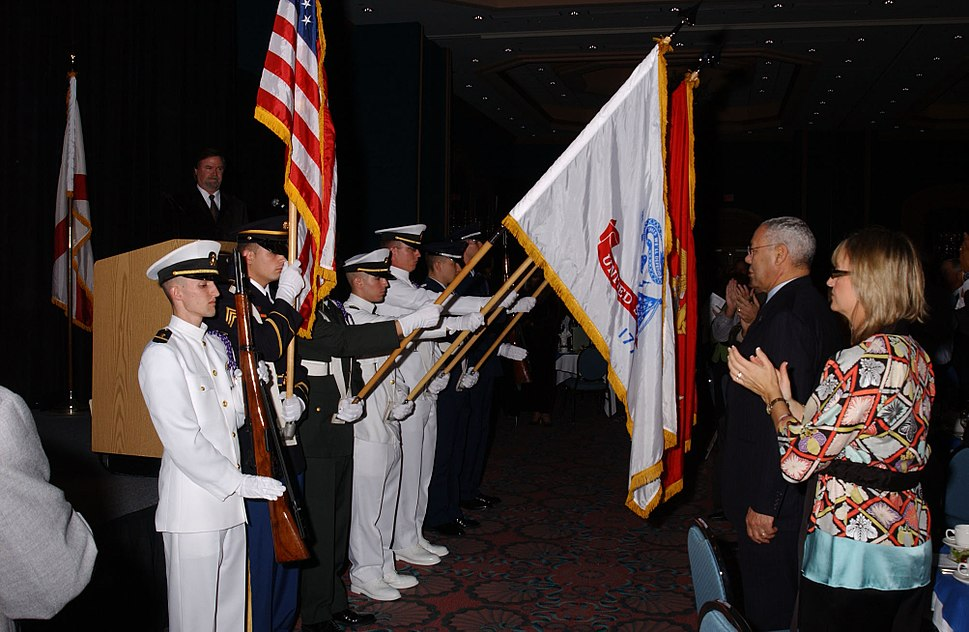 E 16 Color Guard