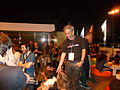 Early Comers Party - Tiltan Roof P1040011.JPG