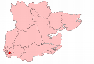East Ham North (UK Parliament constituency) Parliamentary constituency in the United Kingdom