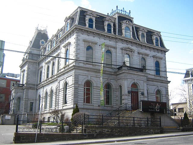 Sherbrooke Museum Of Fine Arts