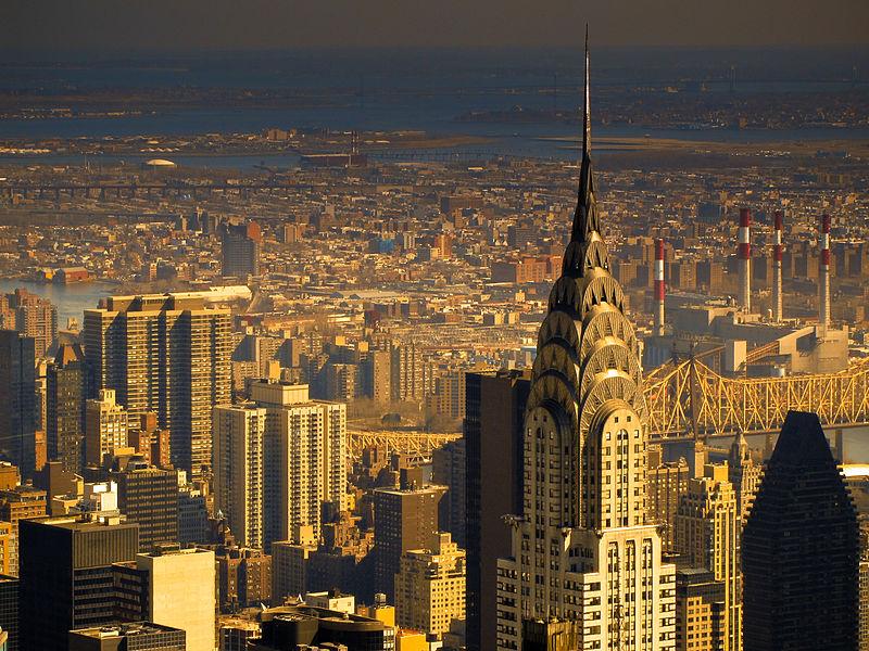 Chrysler Building Wikipedia: File:Edificio Chrysler Al Atardecer (4735500084).jpg