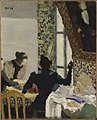 Edouard Vuillard - L'aiguillée (The Thread) - 1983.7.16 - Yale University Art Gallery.jpg