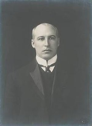 Edward Archer (politician) - Image: Edward Archer
