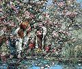 Edward Atkinson Hornel - Sweet Blossoms 1916.jpg