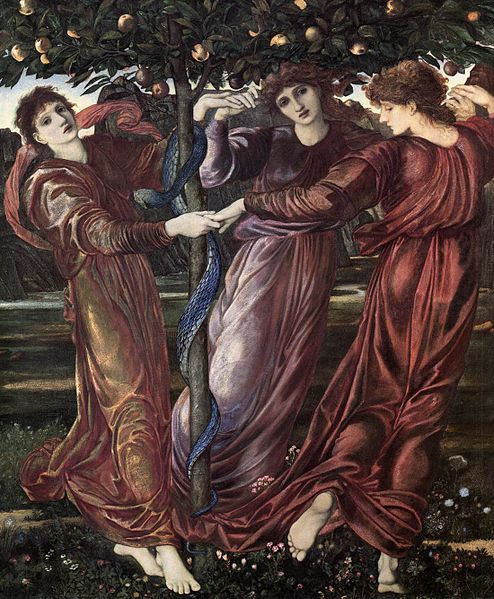 File:Edward Burne-Jones - The Garden of the Hesperides, 1869-1873.jpg