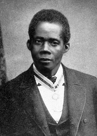 Igbo people - Edward Blyden, Americo-Liberian educator, writer and politician of Igbo descent