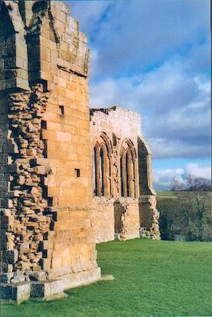 Egglestone Abbey - Ruins of the Abbey