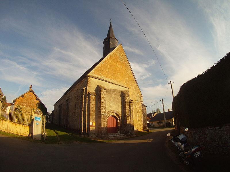 Église Saint-Georges des Corvées-les-Yys
