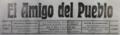 El Amigo del Pueblo (09-01-1926) cabecera.png