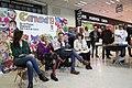 El Carnaval viaja a La Prospe y estrena una ruta por Madrid con su postre oficial - la sardina de Carnaval 01.jpg