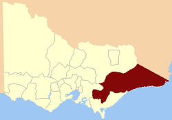 Electoral district of Gippsland North.png