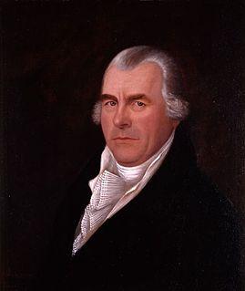 Elijah Brigham American politician