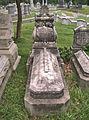 Eliza Burd Blair Thaw Grave, Allegheny Cemetery, 2015-06-19, 01.jpg