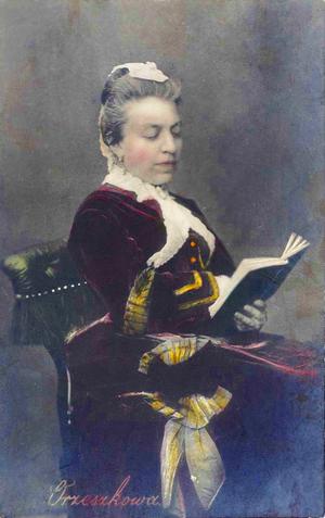 Eliza Orzeszkowa cover