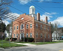 Ellicottville Town Hall Jun 09.JPG