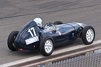 Elva (car manufacturer) - Elva FJ 100