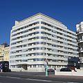 Embassy Court, Kings Road, Brighton (NHLE Code 1318645) (October 2013, viewed from Kings Road) (2).JPG